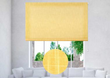 estor-enrollable-excellence-a-medida-translúcido-shantung-17-amarillo