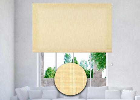estor-enrollable-excellence-a-medida-translúcido-shantung-07-amarillo-oro