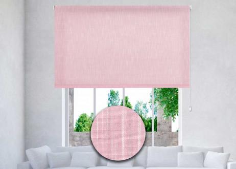 estor-enrollable-excellence-a-medida-translúcido-shantung-74-rosa-petalo