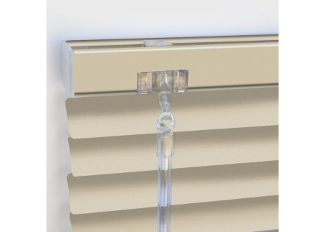PS-DUNE-8101 persiana veneciana aluminio 25 mm acabado pastel