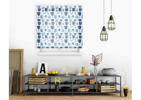 tazas-azul-motivo-cocina-estor-digital